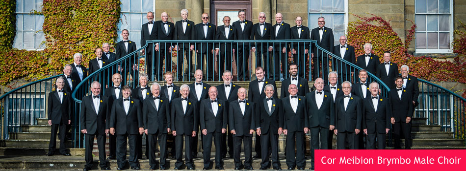 Cor Meibion Brymbo Male Choir