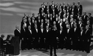 Brymbo Male Choir on Opportunity Knocks