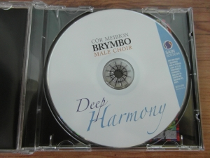 Choir CD - Deep Harmony